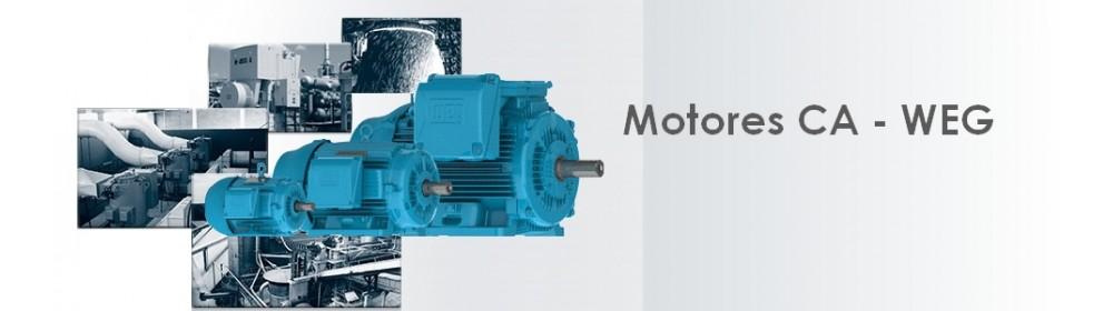 Motores CA - WEG