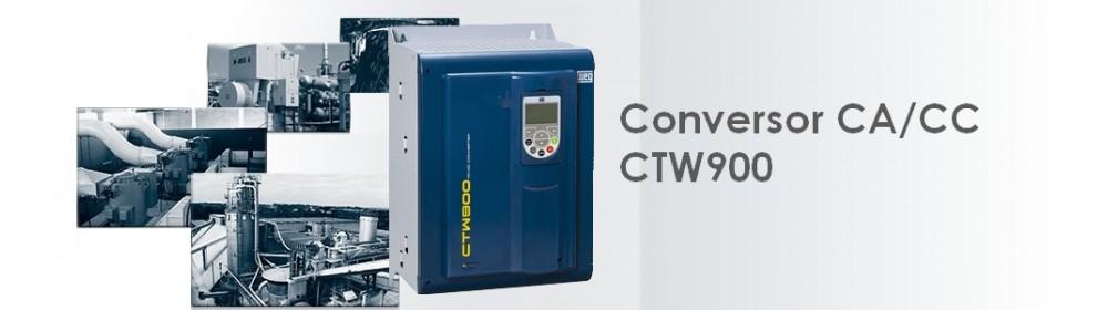 Conversor CA/CC - CTW900