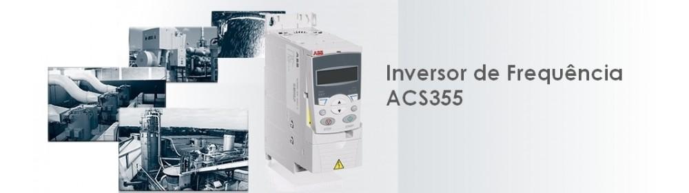 Inversor de Frequência - ACS355