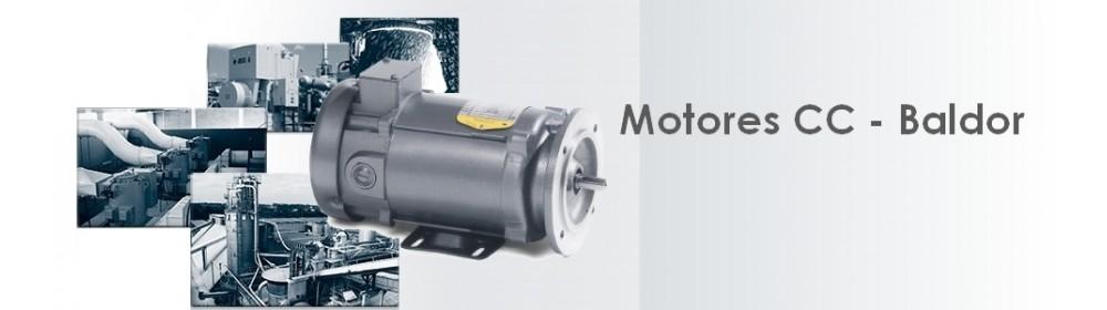 Motores CC - Baldor