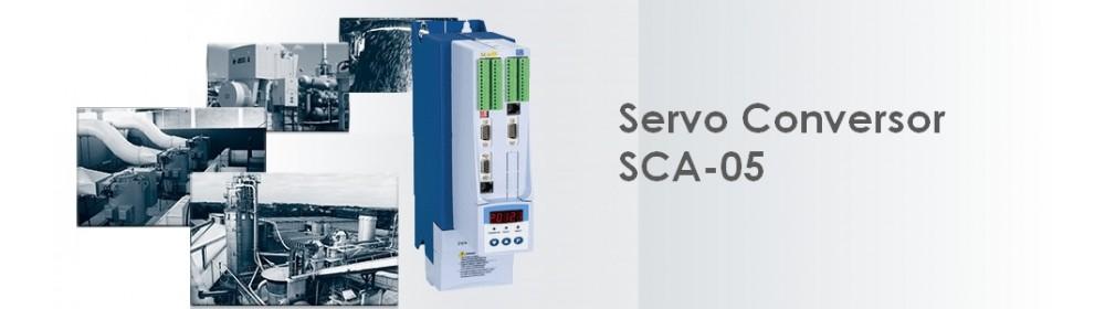 Servo Conversor - SCA-05