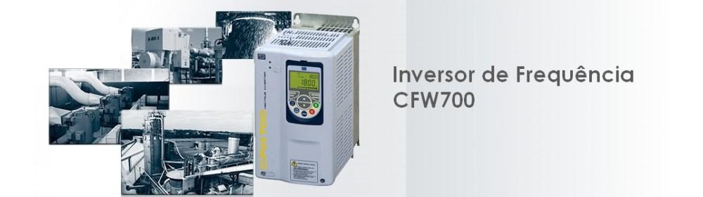 Inversor de Frequência - CFW700